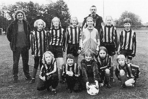 Evolutie van het vrouwenvoetbal