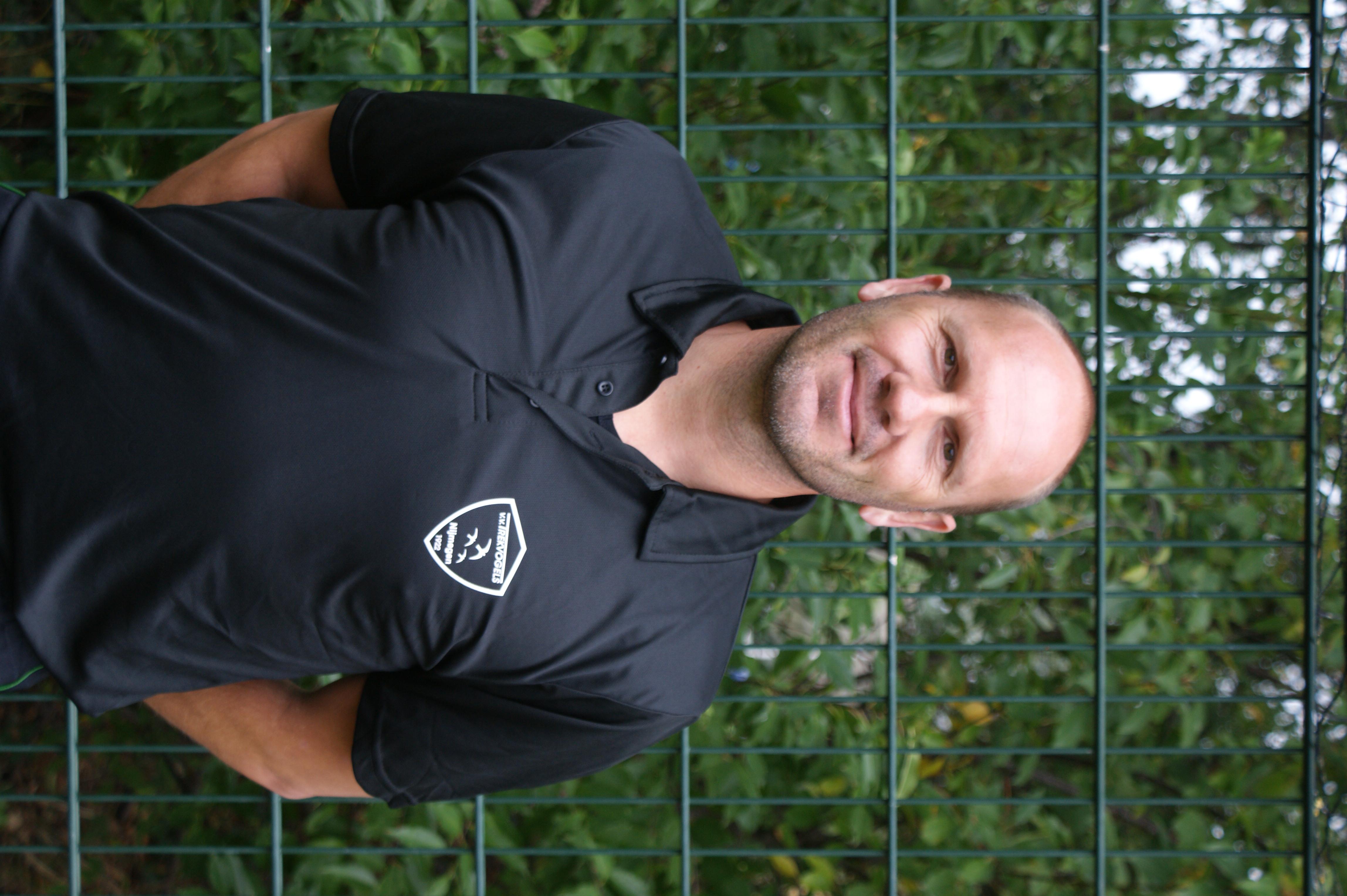 Interview trainer eerste elftal